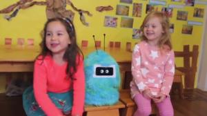 """The Romibo """"social robot"""""""