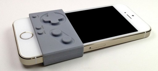 A Simple Silicone Sleeve Turns Your iPhone Into a Game Boy