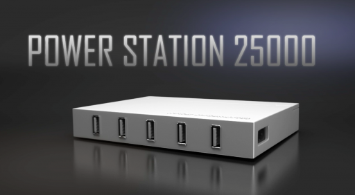 Creator of Mobile Device Power Station Seeks Crowdfunding
