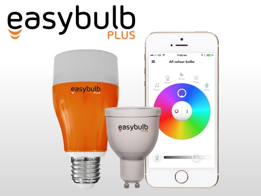 Company Seeks Crowdfunding to Bring Mobile Device-Controlled Light Bulbs to Market